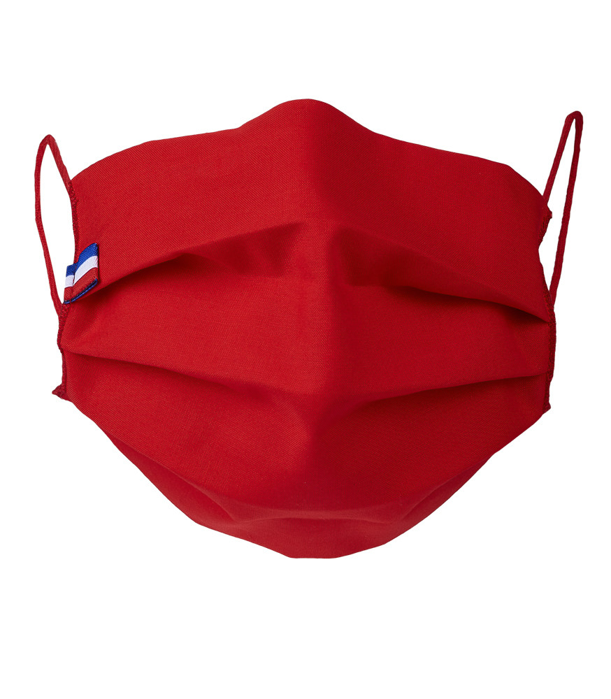 CP30C adulte rouge face
