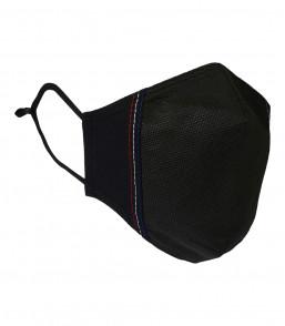 MASQUE TEDDY (PPRO) noir surp bleu blanc rouge profil