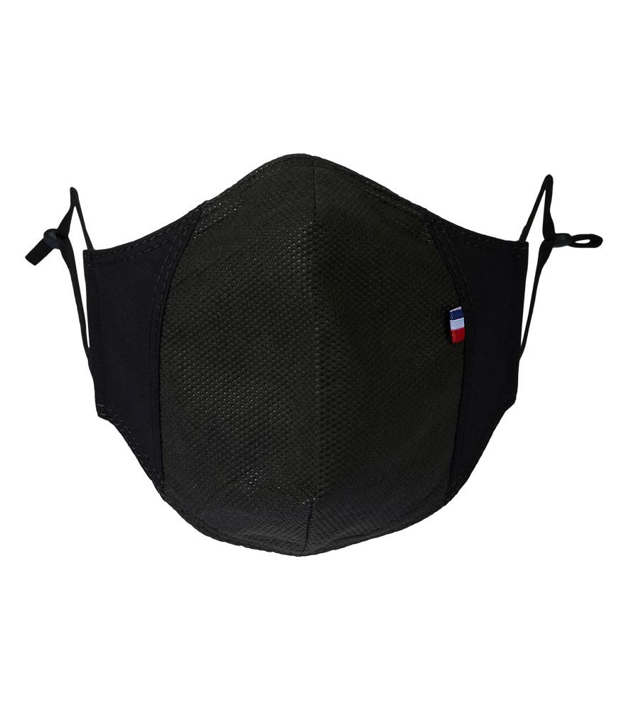 MASQUE TEDDY (PPRO) noir surp noir face